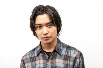 映画「いなくなれ、群青」で佐々岡役を演じている松岡広大さん