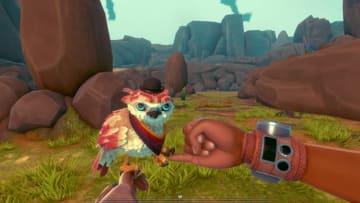 鷹狩アクションADV『Falcon Age』PC版がリリース、VRにも対応