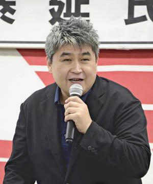 「読まれる文章を書くには、自分が読みたいことを書けばいい」と語る田中さん