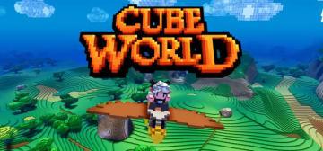一度消息が途絶えたボクセル探索RPG『Cube World』のSteamページが公開! 2019年に配信予定