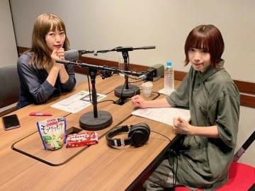 左から坂本美雨、アユニ・Dさん