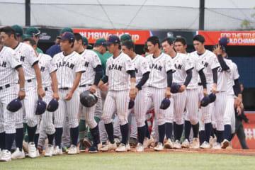 2012年以来4大会ぶりに表彰台を逃した侍ジャパンU-18代表【写真:荒川祐史】