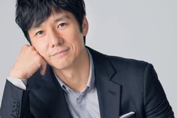 月刊生活情報誌「CHANTO(ちゃんと)」10月号に登場している西島秀俊さんのビジュアル