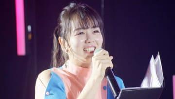「DK EXPO 2019」の「DAM CHANNEL(ダムチャンネル)」公開収録ステージに登場した伊原六花さん