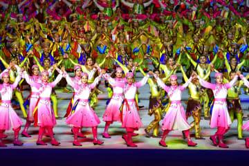 第11回全国少数民族伝統体育運動会が開幕 河南省鄭州市