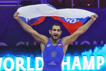 今年も63kg級で世界一を目指すステパン・マリャニャン(ロシア)
