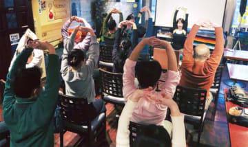 【55歳以上の女性対象】椅子ヨガで骨盤を調整・セミナーも@横浜市南区