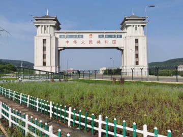 中ロ国境貿易の発展を見続けた3代の「国門」 黒竜江省