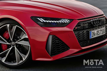 アウディ 新型RS 7 スポーツバックが登場 フランクフルトモーターショー2019で発表