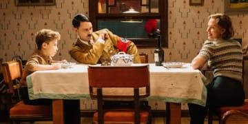 10歳のジョジョ役ローマン・グリフィン・デイヴィスもいい味出してる! - Courtesy of TIFF