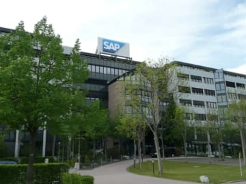 SAP's headquarters in Walldorf, Germany. (Image credit: Wikimedia Commons/MichaelBr90)