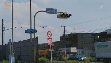 千葉県内全域 50万軒を超える停電続く 交差点や道路では渋滞も