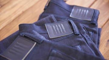 さとうきびの搾りかすで作られたジーンズ