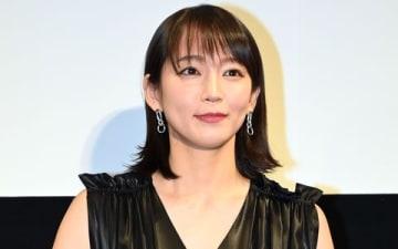 映画「見えない目撃者」のティーン女子特別試写会に登場した吉岡里帆さん