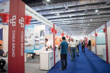 中国企業73社、サハラエキスポ2019に出展 エジプト