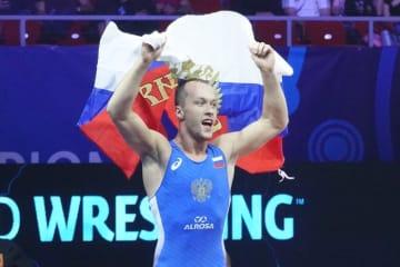 欧州選手権でつまずいたが、世界V2を目指すセルゲイ・エメリン(ロシア)
