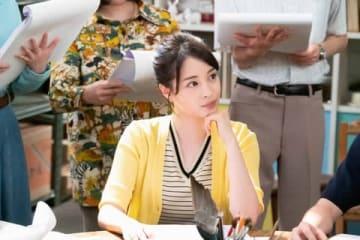 NHK連続テレビ小説「なつぞら」第142回の一場面(C)NHK