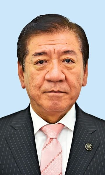 桑江朝千夫市長