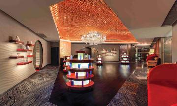 グランドリスボアホテル5階にある「ザ・スパ」エントランスのイメージ(写真:Grand Lisboa Hotel)