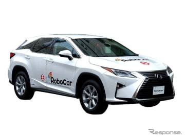 自動運転用車両 RoboCar SUV