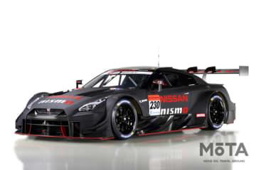 2020年仕様「NISSAN GT-R NISMO GT500」を初公開