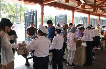 上海ディズニーリゾート、食品持ち込みに関する新規定を実施