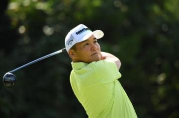 シニアツアーデビューを飾った丸山茂樹 写真・日本プロゴルフ協会提供