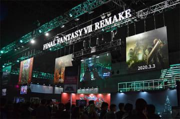 TGS2019では日本で初めて「FINAL FANTASY VII REMAKE」の試遊ができる