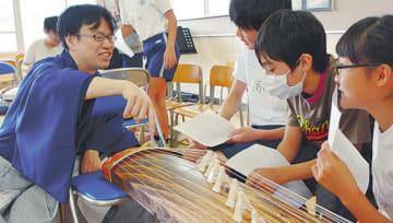 親子で和楽器の体験&演奏会を楽しもう!@久良岐能舞台(磯子区)