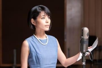 NHK連続テレビ小説「なつぞら」の第143回に登場した沢城みゆきさん (C)NHK