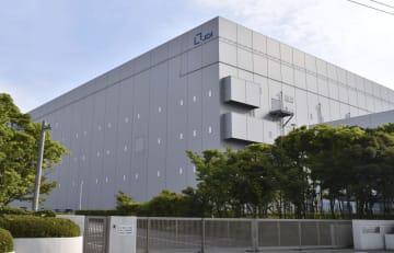 ジャパンディスプレイ白山工場=石川県白山市