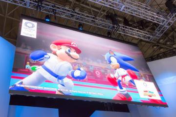 『マリオ&ソニック AT 東京2020オリンピック』ステージレポート─1964年と2020年、ふたつの東京オリンピックが舞台に!【TGS2019】
