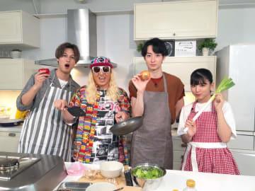 わーすた 坂元葉月「食べる前から美味いやつやん!」DJ KOOへの味噌料理に笑顔