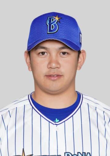 DeNAの山崎康晃投手