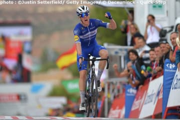 (photo : ©Justin Setterfield/ Getty Images/ © Deceuninck - Quick-Step)