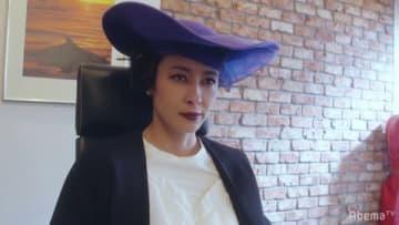 ドラマ「奪い愛、夏」で主演を務める女優の水野美紀さん=AbemaTV提供