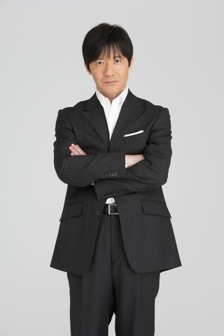 NHKの連続テレビ小説「なつぞら」で語りを担当してきたお笑いコンビ「ウッチャンナンチャン」の内村光良さん
