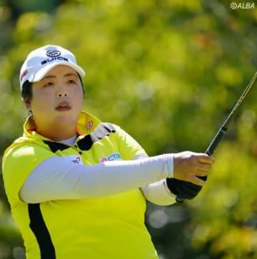 ゴルフ界のシャンシャンがアジアナンバーワンと銘打った大会も勝つのか?(撮影:鈴木祥)
