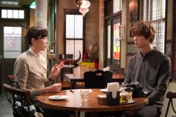 ドラマ「偽装不倫」の最終回の1シーン(C)日本テレビ