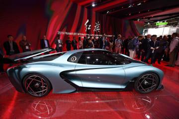 中国自動車メーカーの新製品が多数登場 IAA2019