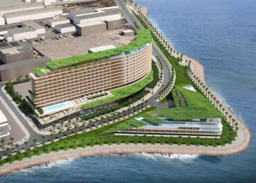 IHG・ANA・ホテルズグループジャパンが運営を担う、豊見城市豊崎の「インターコンチネンタル沖縄美らSUNリゾート」