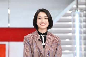 9月15日に放送されるトークバラエティー番組「おしゃれイズム」に出演する二階堂ふみさん=日本テレビ提供
