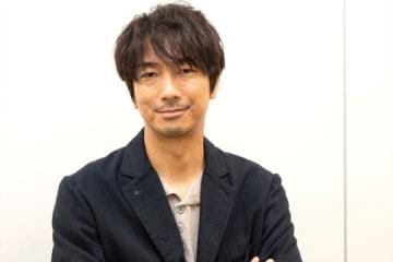 連続ドラマ「サウナーマン ~汗か涙かわからない~」(ABC)で主演を務めている俳優の眞島秀和さん