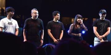 TGS最終日のセッションに登壇した小島秀夫監督、石住昭彦、三上哲、井上喜久子、大塚明夫