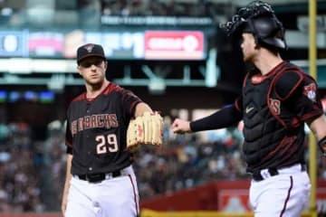 Dバックスが出塁「1」での珍勝利を挙げた【写真:Getty Images】