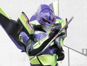 「東京ゲームショウ2019」に登場したコスプレーヤー