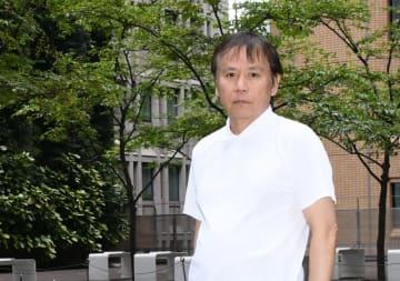 アマゾンに再び潜入取材した横田氏(2019年9月12日編集部撮影)