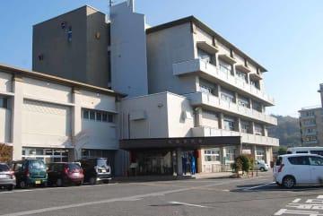 滋賀県警彦根署(滋賀県彦根市)
