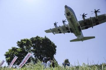 米軍機訓練開始 鹿屋基地 沖縄の基地負担軽減の一環 鹿児島
