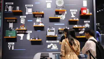 中国国際工業博覧会を訪ねて 上海
